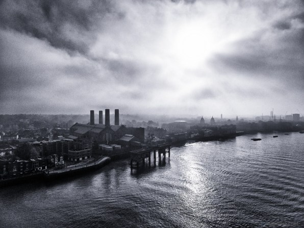November 2015, River Thames, Greenwich, London, UK