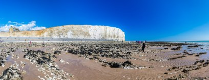 April 2016, White Cliffs, Birling Gap, UK