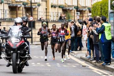 April 2016, London Marathon, Isle of Dogs, London, UK