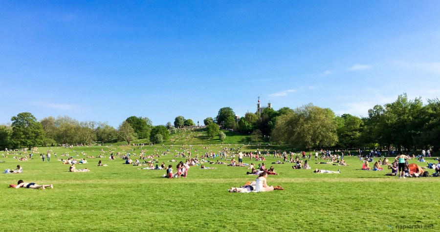 May 2016, Greenwich, London, UK