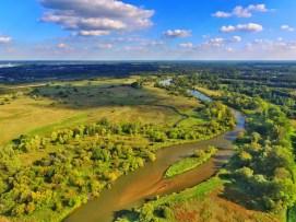 August 2016, Pilica River, Poland