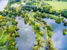 October 2016, River Lea, Fishers Green Lane, UK