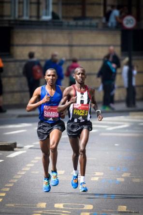 April 2017, London Marathon.