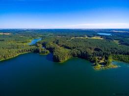 August 2020, Lake Robotno, Poland