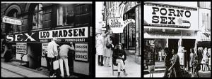 As primeiras sex shops do mundo abriram as portas entre as décadas de 1960 e 1970 (Foto: Reprodução)
