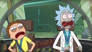 """""""Rick and Morty"""", série de animação para adultos, está entre os termos mais buscados no Pornhub (Divulgação / Cartoon Network)"""
