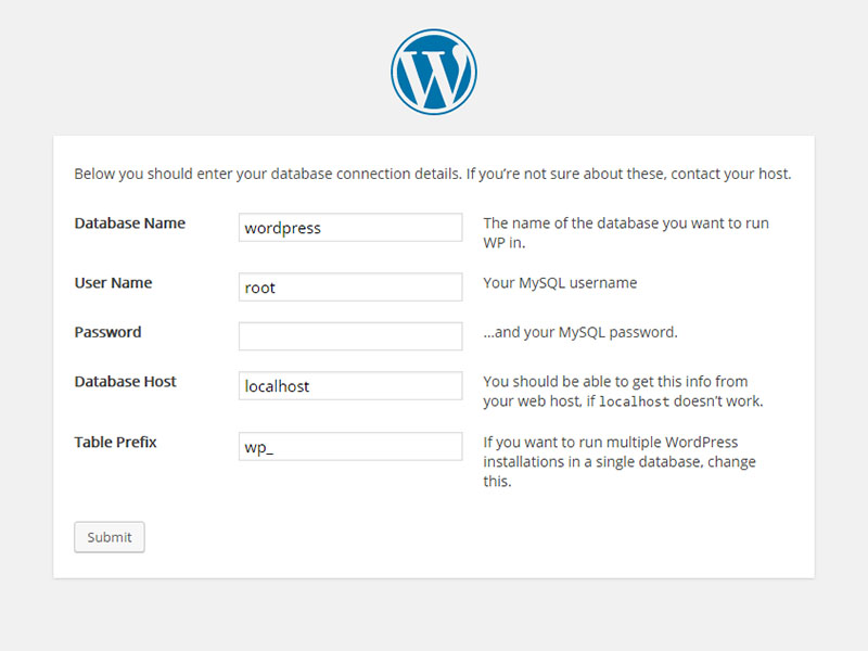 database-step-wordpress-install