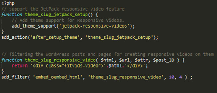 Make YouTube And Vimeo Video Responsive In WordPress | NapitWPTech