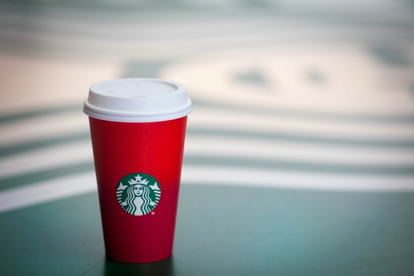 Starbucks 2015 Holiday Cup