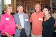 Ann and Alan Olson, Paul Cioffi, Eve May