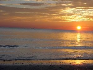 Naples, Florida sunset photo by Patricia Gill