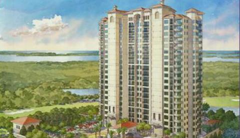Altaira, high-rise homes in Bonita Springs, Florida