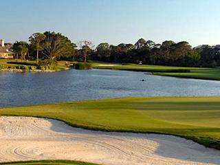 Pelican Bay golf course Naples, Florida