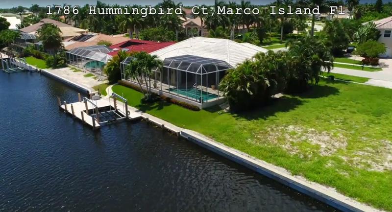 1786 Hummingbird Court Marco Island Florida contact david@davidflorida.com for purchase details