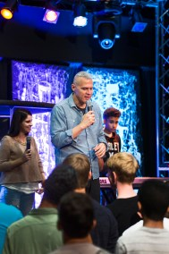 The Difference Youth Pastor David Jacinto