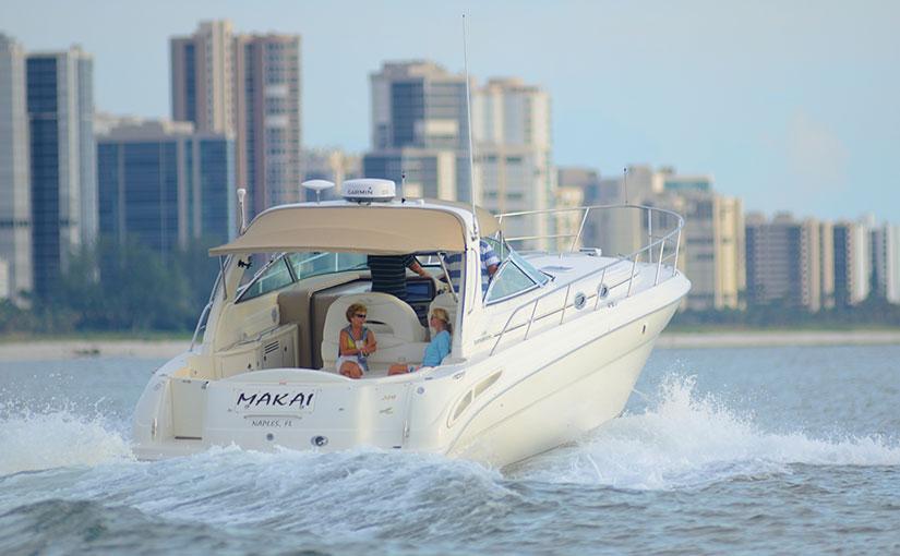 Sea Ray 360 Rental Boat