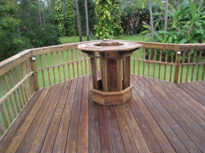 Deck Cleaning Naples, FL