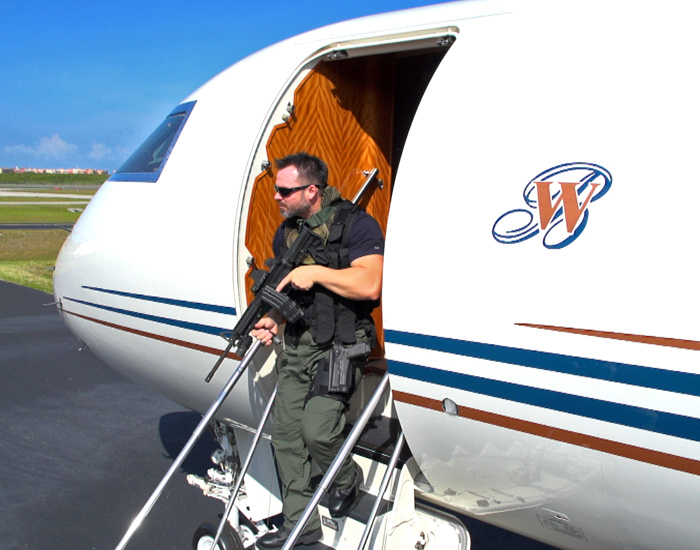 Executive Protection Naples Fl
