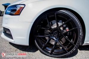 Audi S4 stasis