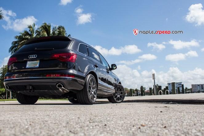 Audi Q7 on BBS Wheels (1)