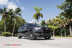 Audi Q7 on BBS Wheels (10)