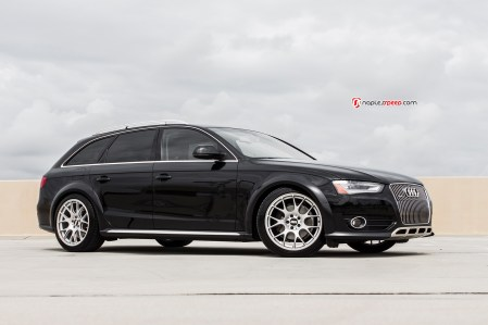 Audi Allroad with BBS wheels (11)