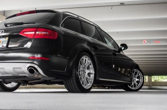Audi Allroad with BBS wheels (1)