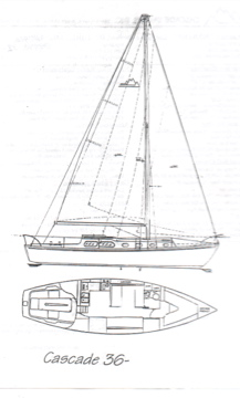cascade 36 drawing