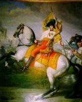 L'archiduc Charles à Aspern