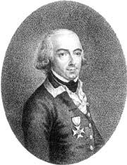 Le général Chasteler