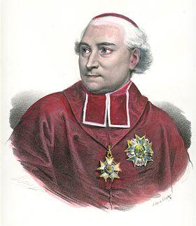 Le cardinal Joseph Fesch, Grand-Aumônier