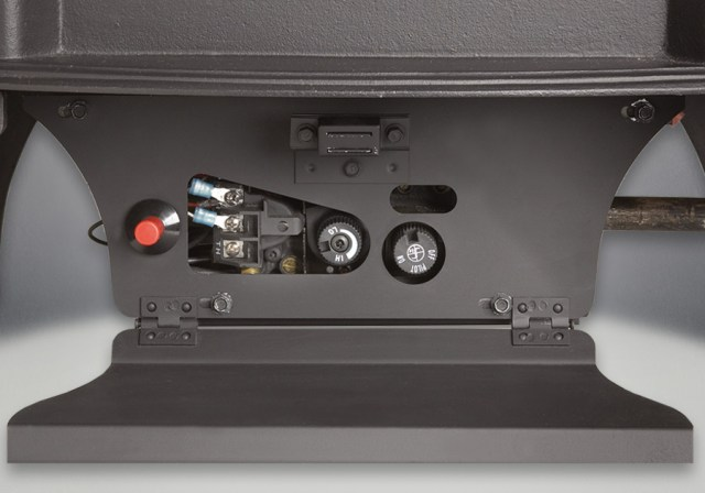 Easy Access Hidden Control Panel