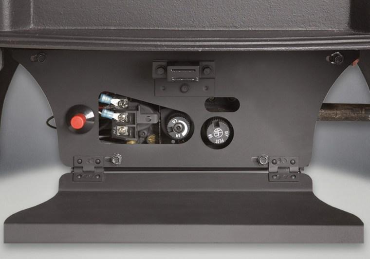 Easy Access Hidden Control Panel