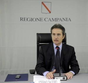 """Caldoro, operazione Monti """"Il Pd nella maggioranza"""""""