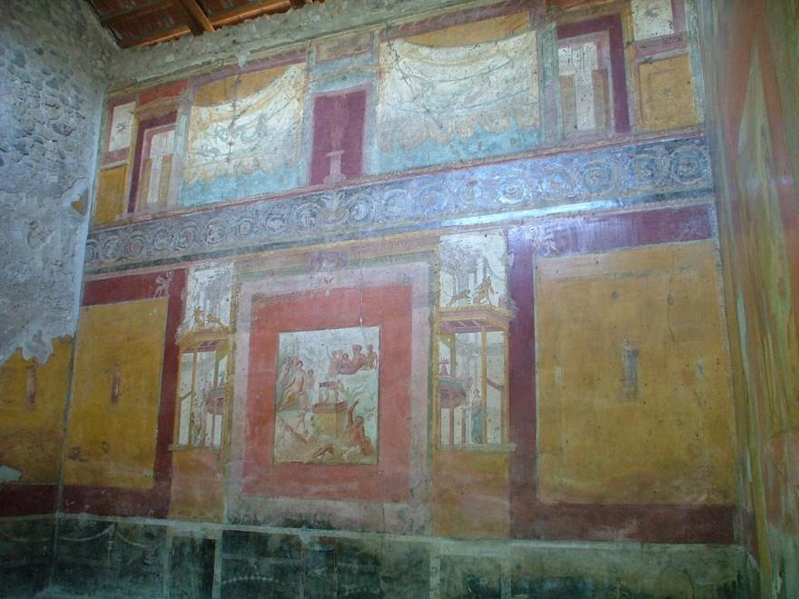 Pompei, ecco le case ispezionate dalla Dia