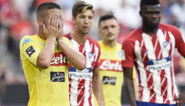 Napoli allarme difesa dalla B alla Champions segnano tutti