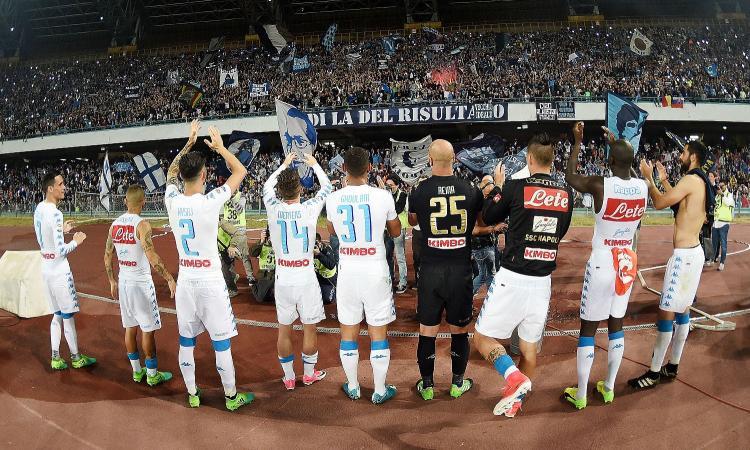 I Napoletani ci credono non sarà come Bilbao!. Già venduti quasi 43 mila biglietti per Napoli-Nizza del 16 agosto al San Paolo.