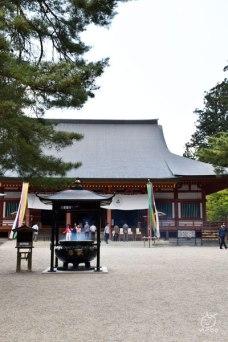 中尊寺と並ぶ大きな寺院です。