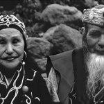 AINU-couple