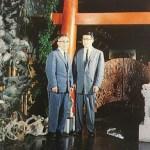 BUSH-GARDEN-father-and-his-son–Roy