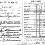 ②ワラワラパブリックスクール成績表