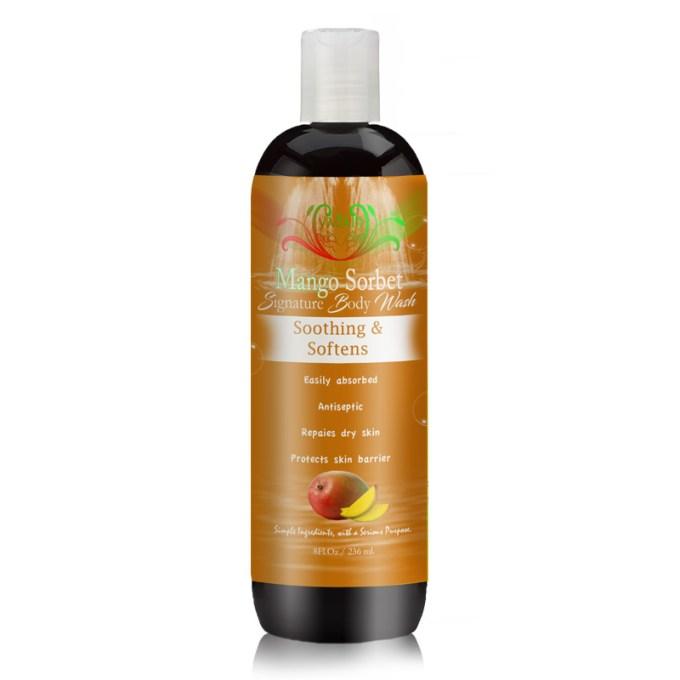 Mango Sorbet Body Wash