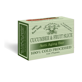 Cucumber & Fruit Slice Spa Bar Organic