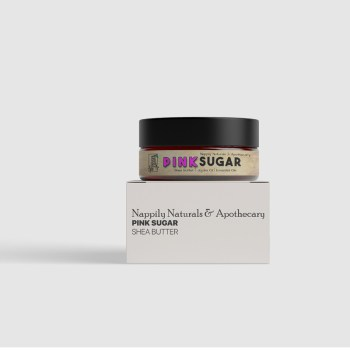 pink sugar - whipped shea butter