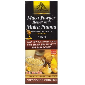 Maca Powder Honey Muira Puama