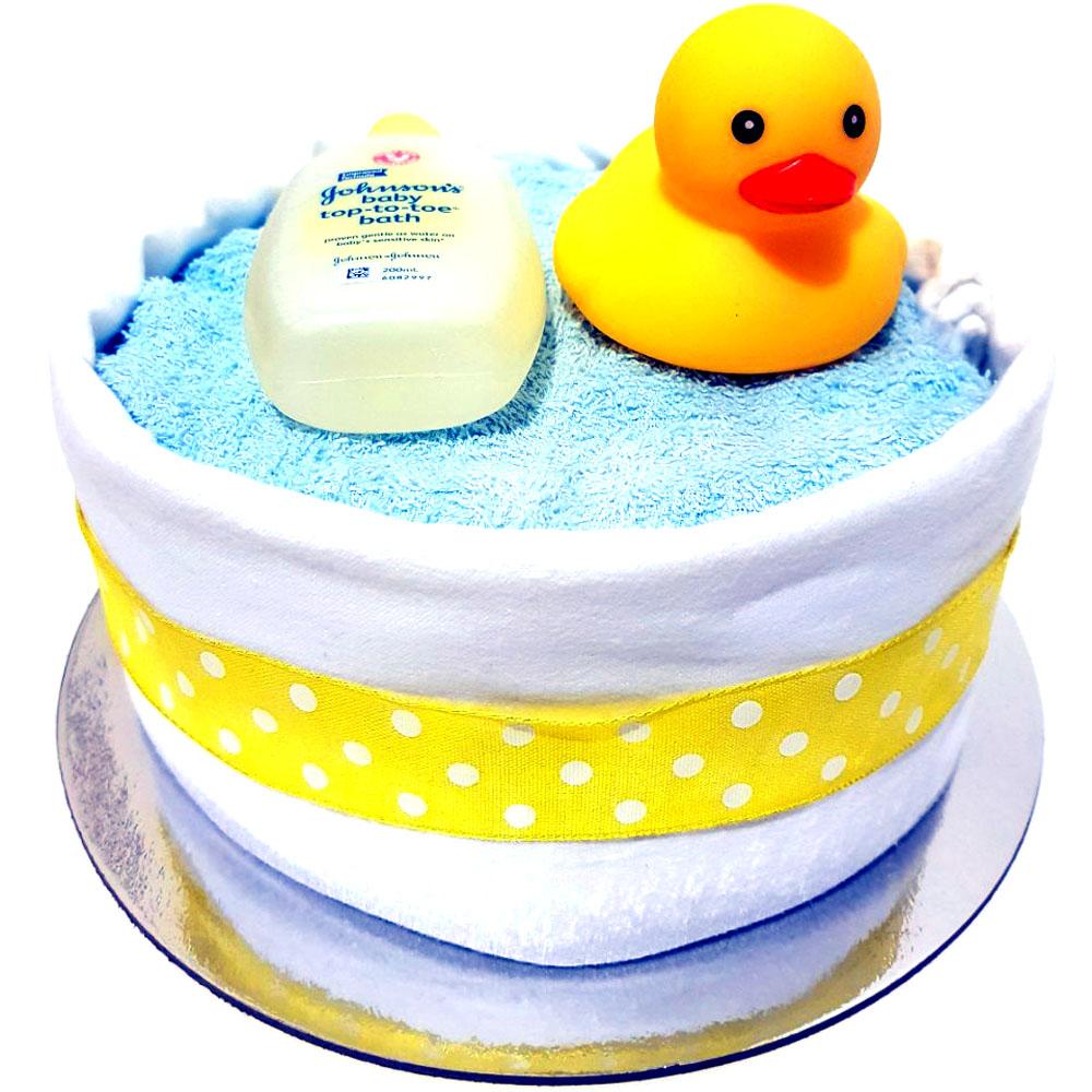 Ducky Bathtime