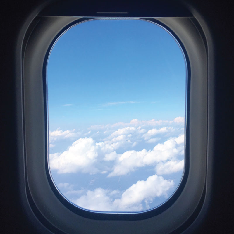 Coping With My Fear of Planes 1