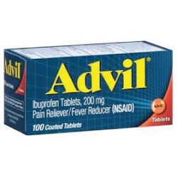 Advil 100 Count