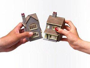 Как делится жильё при приватизации