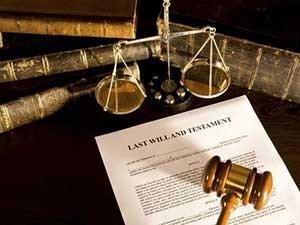 Статьи ГК, регулирующие отмену и изменения завещаний
